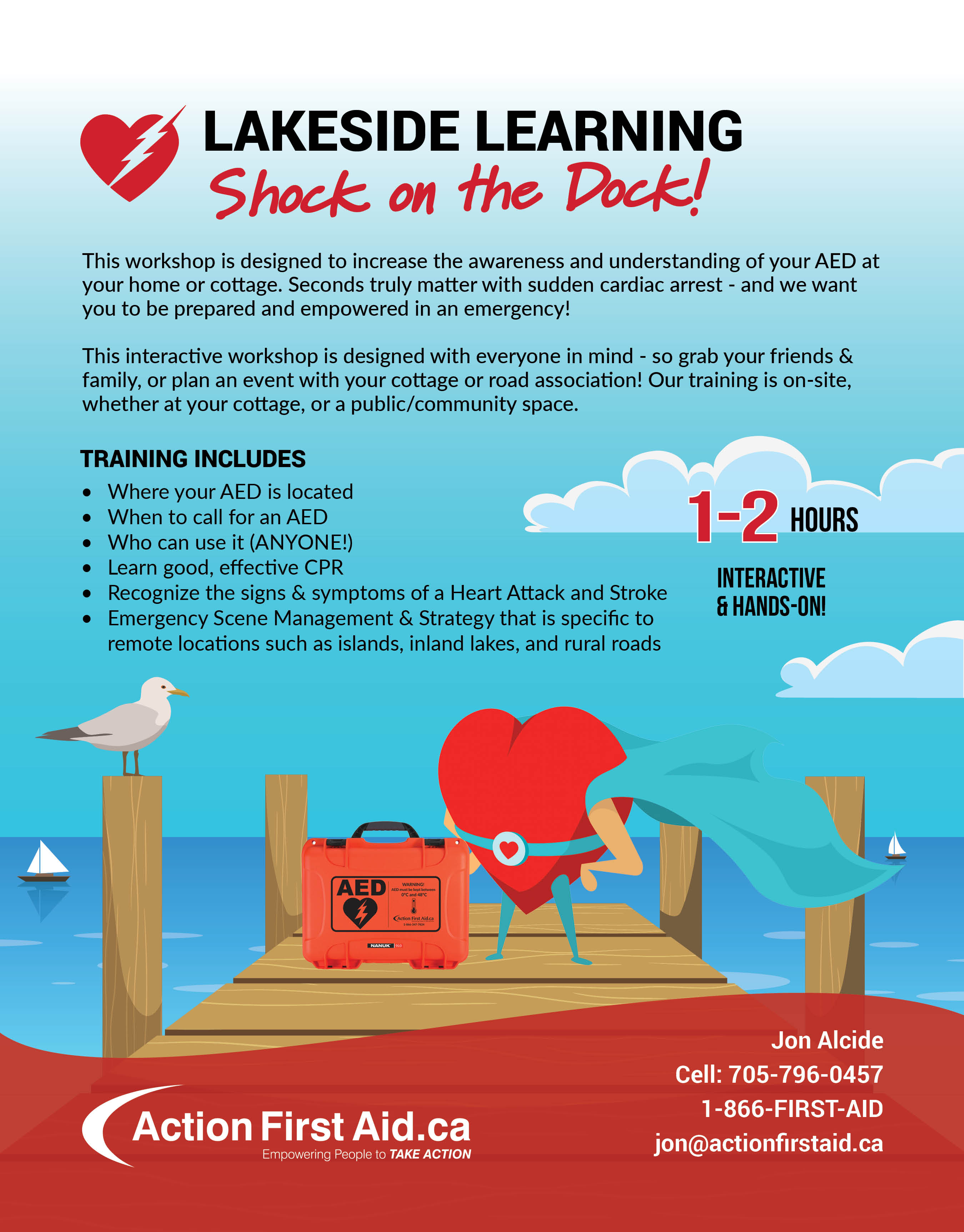 shock on the dock training2