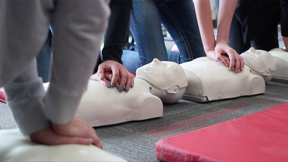 cpr compressions