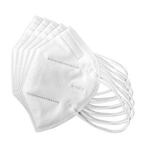 Face Masks, Face Shields & Respirators