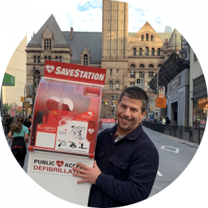 Jon Alcide SaveStation Specialist